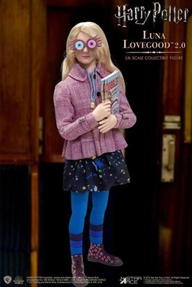 Picture of Harry Potter My Favourite Movie Figura 1/6 Luna Lovegood Casual Wear Limited Edition 26 cm