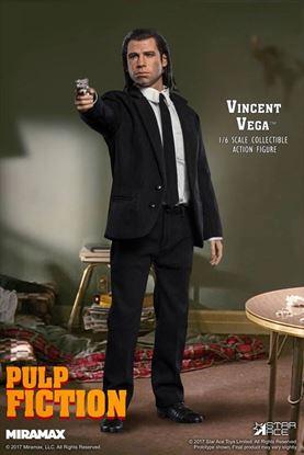 Picture of Pulp Fiction Figura My Favourite Movie 1/6 Vincent Vega 30 cm