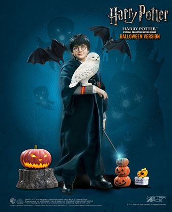 Picture of Harry Potter My Favourite Movie Figura 1/6 Harry Potter (Child) Halloween Limited Edition 25 cm