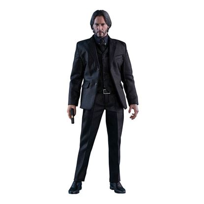 Picture of John Wick 2 Figura Movie Masterpiece 1/6 John Wick 31 cm RESERVA