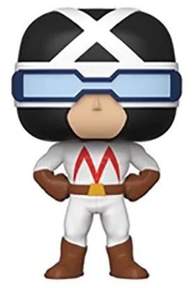 Picture of Speed Racer POP! Animation Vinyl Figura Racer X 9 cm. DISPONIBLE APROX: ABRIL 2020