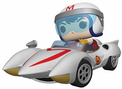 Picture of Speed Racer POP! Rides Vinyl Figura Speed w/Mach 5 18 cm.