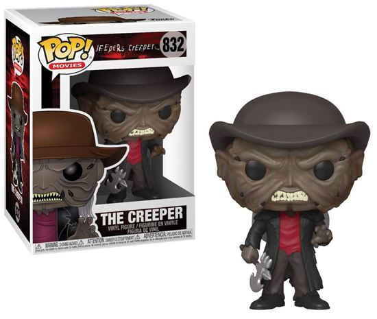 Picture of Jeepers Creepers POP! Movies Vinyl Figura Creeper 9 cm. DISPONIBLE APROX: ABRIL 2020