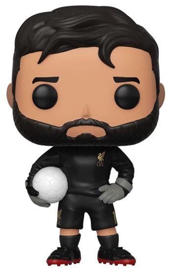 Picture of EPL POP! Football Vinyl Figura Alisson Becker (Liverpool) 9 cm.