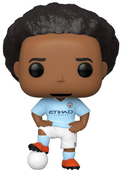 Picture of EPL POP! Football Vinyl Figura Leroy Sane (Manchester City) 9 cm. DISPONIBLE APROX: ENERO 2020
