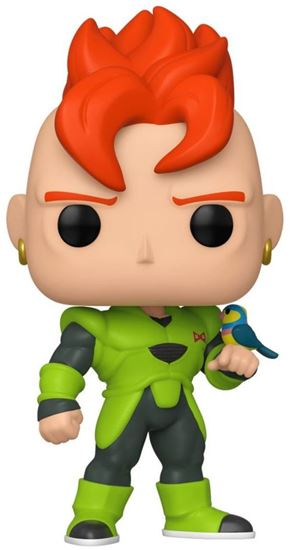Picture of Dragon Ball Z Figura POP! Animation Vinyl Android 16 9 cm.