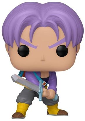 Picture of Dragon Ball Z Figura POP! Animation Vinyl Trunks 9 cm.