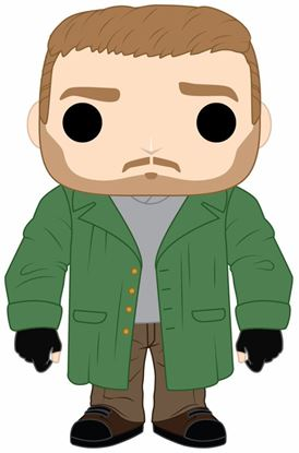 Picture of The Umbrella Academy POP! TV Vinyl Figura Luther Hargreeves 9 cm.