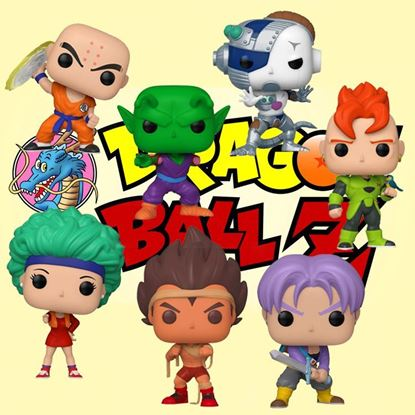 Picture of Pack 7 Figuras POP! Dragon Ball Z 9 cm. DISPONIBLE APROX: FEBRERO 2020