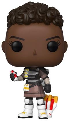 Picture of Apex Legends POP! Games Vinyl Figura Bangalore 9 cm.