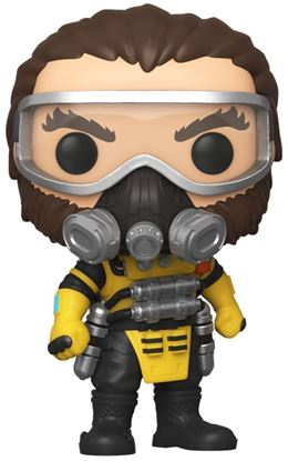 Picture of Apex Legends POP! Games Vinyl Figura Caustic 9 cm.