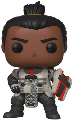 Picture of Apex Legends POP! Games Vinyl Figura Gibraltar 9 cm.