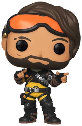 Picture of Apex Legends POP! Games Vinyl Figura Mirage 9 cm.