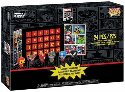 Picture of Marvel Pocket POP! Calendario de adviento