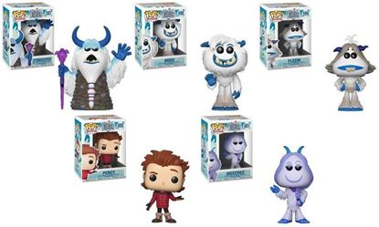 Picture of Pack 5 figuras POP! Smallfoot 9 cm