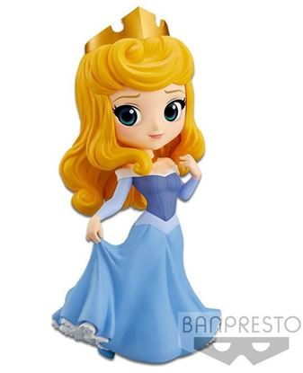 Picture of Figura Q Posket Princess Aurora (Blue Dress) 14 cm.