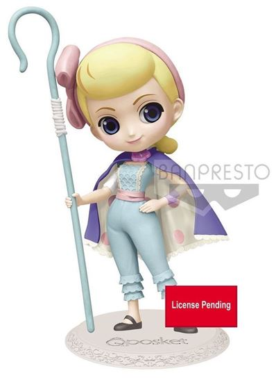 Picture of Figura Q Posket Bo Peep (Light Colour Version) 14 cm. DISPONIBLE APROX: JUNIO 2020