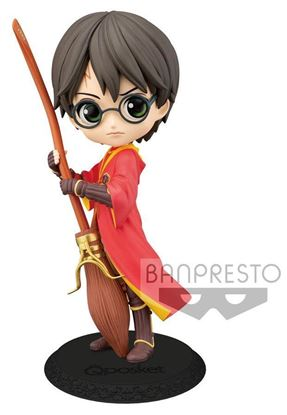 Picture of Figura Q Posket Harry Potter Quidditch (Light Colour Version) 14 cm.