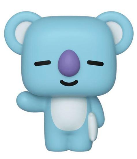 Picture of BT21 Line Friends Figura POP! Animation Vinyl Koya 9 cm. DISPONIBLE APROX: NOVIEMBRE 2019
