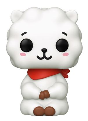 Picture of BT21 Line Friends Figura POP! Animation Vinyl RJ 9 cm. DISPONIBLE APROX: NOVIEMBRE 2019
