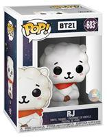 Picture of BT21 Line Friends Figura POP! Animation Vinyl RJ 9 cm. DISPONIBLE APROX: NOVIEMBRE 2019