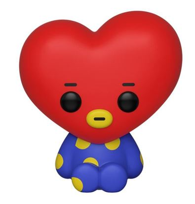 Picture of BT21 Line Friends Figura POP! Animation Vinyl Tata 9 cm. DISPONIBLE APROX: NOVIEMBRE 2019