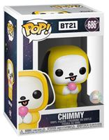 Picture of BT21 Line Friends Figura POP! Animation Vinyl Chimmy 9 cm. DISPONIBLE APROX: NOVIEMBRE 2019