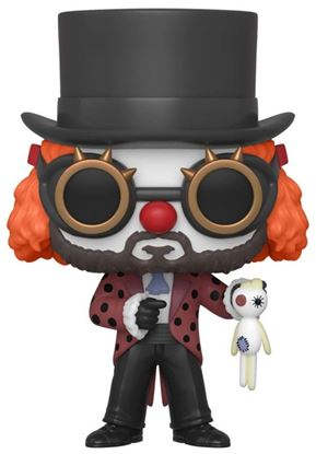Picture of La casa de papel POP! TV Vinyl Figura El Profesor Payaso 9 cm