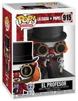 Picture of La casa de papel POP! TV Vinyl Figura El Profesor Payaso 9 cm
