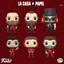 Picture of Pack 6 Figuras POP! La Casa de Papel 9 cm. DISPONIBLE APROX: FEBRERO 2020