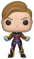 Picture of Avengers: Endgame POP! Movies Vinyl Figura Captain Marvel w/New Hair 9 cm.