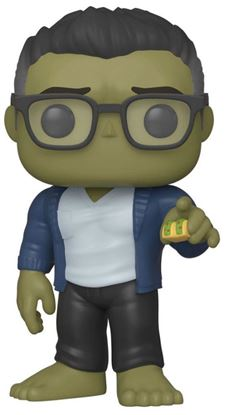 Picture of Avengers: Endgame POP! Movies Vinyl Figura Hulk w/ Taco 9 cm. DISPONIBLE APROX: FEBRERO 2020