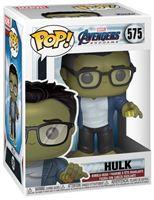 Picture of Avengers: Endgame POP! Movies Vinyl Figura Hulk w/ Taco 9 cm. DISPONIBLE APROX: FEBRERO 2020