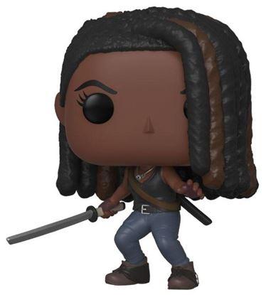 Picture of Walking Dead POP! Television Vinyl Figura Michonne 9 cm