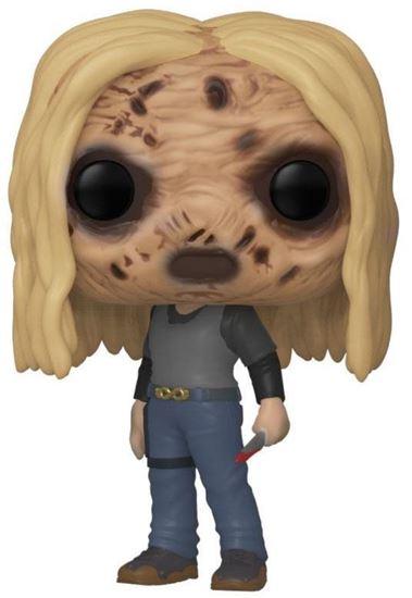 Picture of Walking Dead POP! Television Vinyl Figura Alpha w/Mask 9 cm