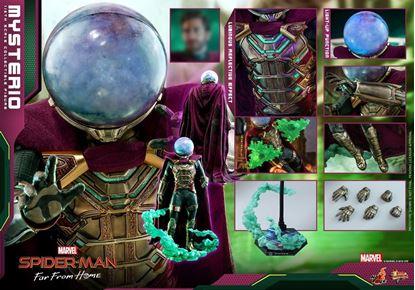 Picture of Spider-Man: Lejos de casa Figura Movie Masterpiece 1/6 Mysterio 30 cm RESERVA