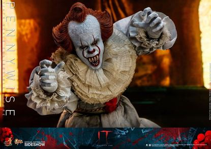 Picture of It - Capítulo 2 Figura Movie Masterpiece 1/6 Pennywise 32 cm