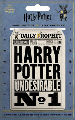 Picture of Tarjetero Daily Prophet - Harry Potter