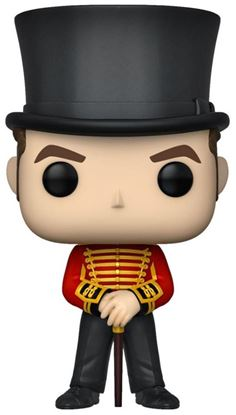 Picture of El Gran Showman POP! Movies Vinyl Figura Phillip Carlyle 9 cm. DISPONIBLE APROX: MARZO 2020