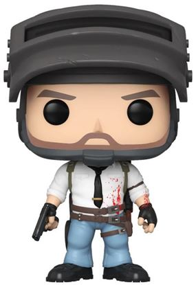 Picture of Playerunknown's Battlegrounds (PUBG) POP! Games Vinyl Figura The Lone Survivor 9 cm. DISPONIBLE APROX: FEBRERO 2020
