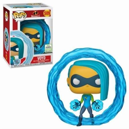 Picture of FIGURA POP INCREDIBLES: VOYD