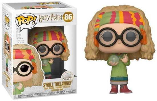 Picture of Harry Potter POP! Movies Vinyl Figura Professor Sybill Trelawney 9 cm