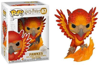 Picture of Harry Potter POP! Movies Vinyl Figura Fawkes 9 cm