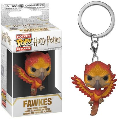 Picture of Pocket Pop! Llavero Fawkes - Harry Potter