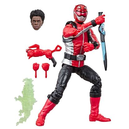 Picture of Power Rangers Lightning Collection Figuras 15 cm 2019  RED RANGER