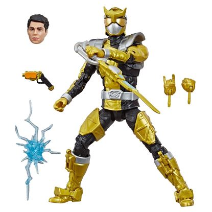 Picture of Power Rangers Lightning Collection Figuras 15 cm 2019 Wave 2 GOLD RANGER