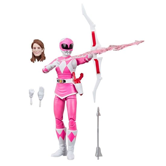 Picture of Power Rangers Lightning Collection Figuras 15 cm 2019 Wave 2 PINK RANGER