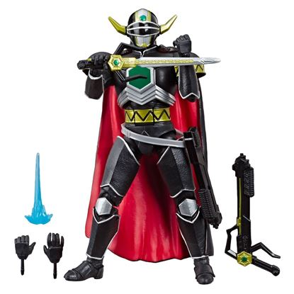 Picture of Power Rangers Lightning Collection Figuras 15 cm 2019 Wave 2 LOST GALAXY MAGNA DEFENDER