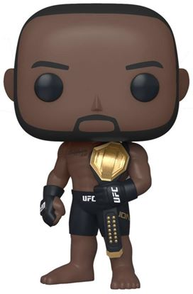 Picture of UFC POP! Sports Vinyl Figura Jon Jones 9 cm. DISPONIBLE APROX: ENERO 2020