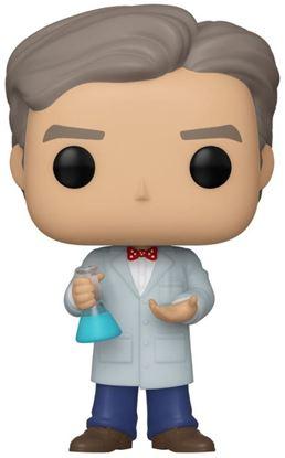 Picture of Bill Nye POP! Icons Vinyl Figura Bill Nye 9 cm. DISPONIBLE APROX: DICIEMBRE 2019
